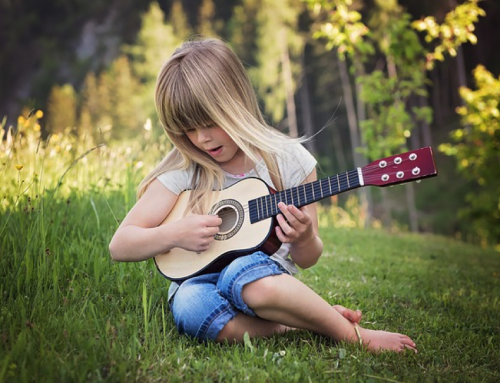 Music And Literacy: How Playing And Listening Can Help Your Child